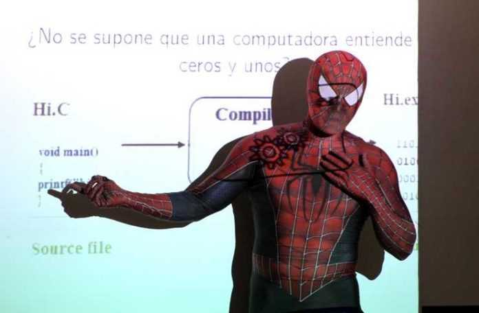 Spidermoy