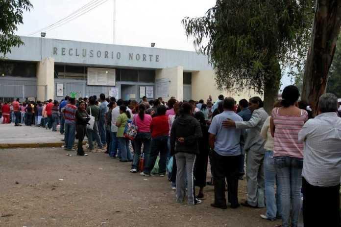 Visita Reclusorio Norte