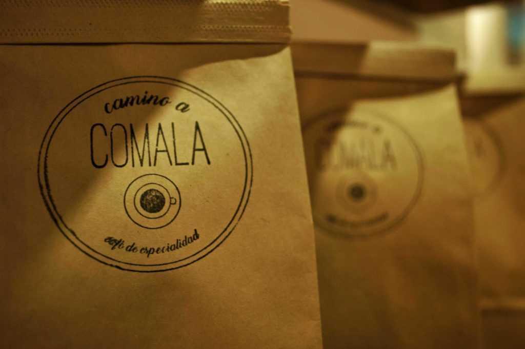 Café para llevar de Camino a Comala