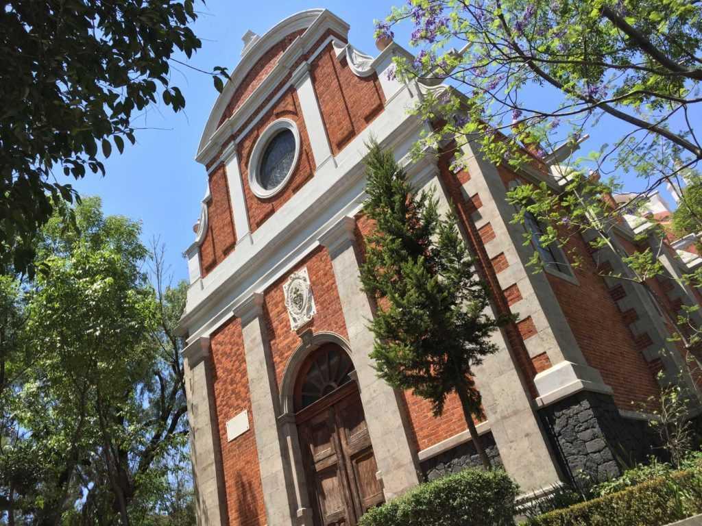 Parque Lira capilla