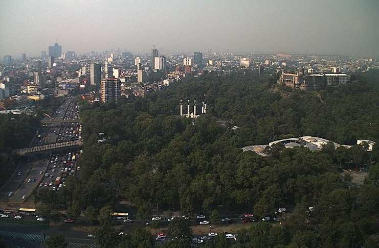 Sigue restricción a vehículos por Contingencia Ambiental en Ciudad de México