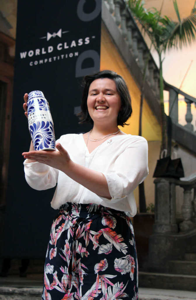 Fátima León ganadora World Class 2017