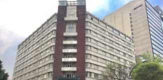 Hotel Reforma de Mario Pani