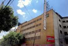 Arena México fachada