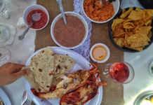 La langosta más famosa de la Baja, la de Puerto Nuevo