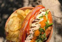 Hot dog de Los Loosers