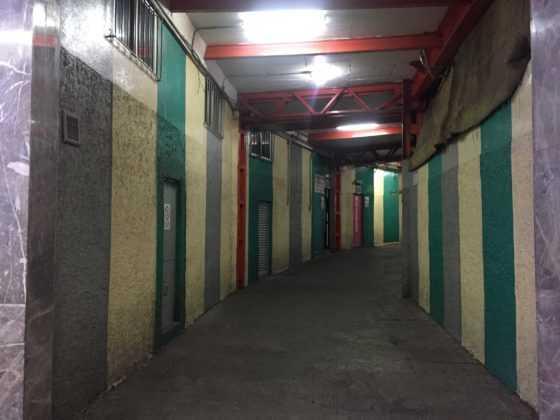Arena México pasillos