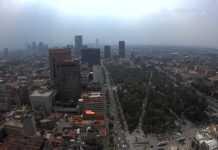 Mala calidad del aire CDMX