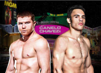 Canelo vs. Chávez Jr.