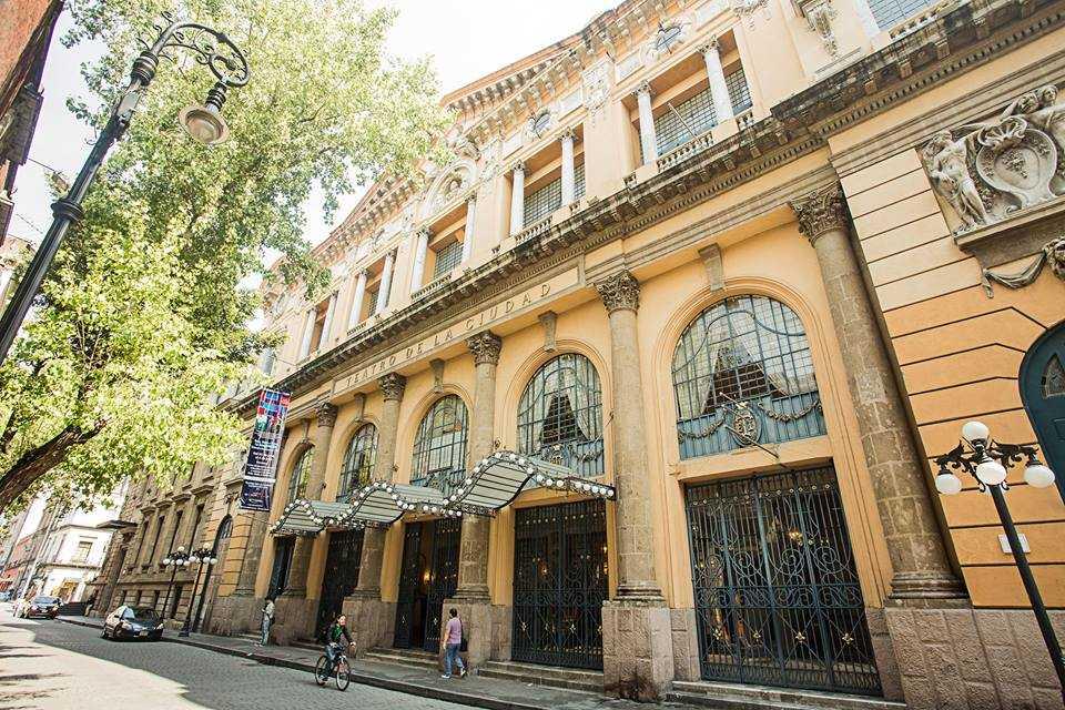chilango - Teatro Esperanza Iris, 99 años de sobrevivir en la Ciudad de  México