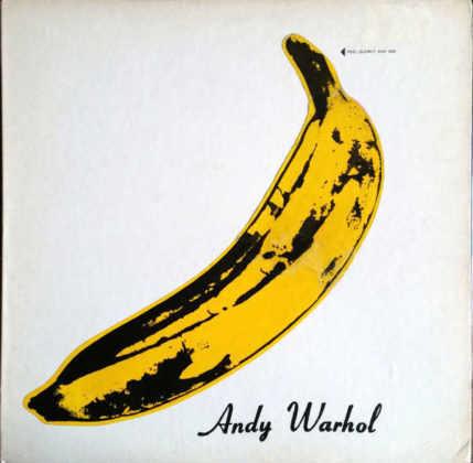 Trece portadas de disco diseñadas por Andy Warhol