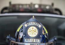 Muere un bombero en la Ciudad de México