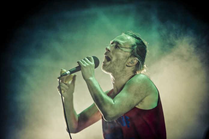 Cinco canciones de Radiohead