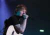 Ed Sheeran en el Palacio de los Deportes