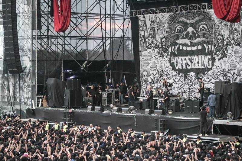 Knotfest México confirma su edición 2017
