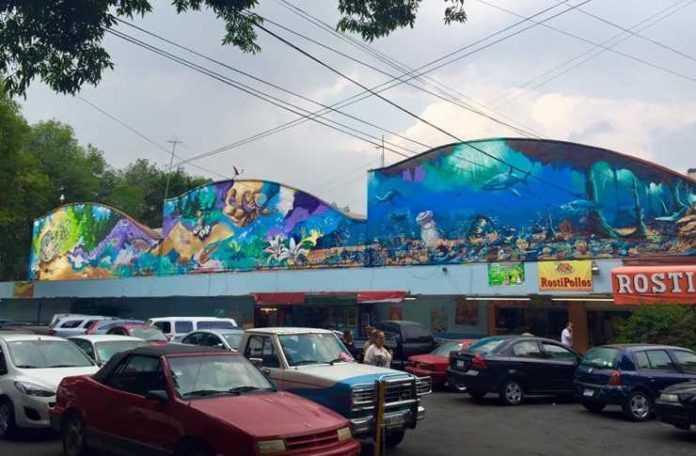 Mercado San Pedro de los Pinos