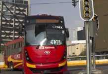 Metrobús Insurgentes