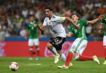 México - Alemania
