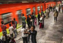 El metro, un lugar de tragedias