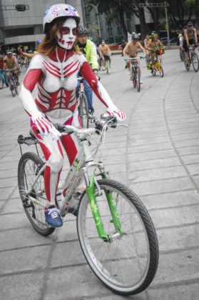 Rodada nudista Reforma