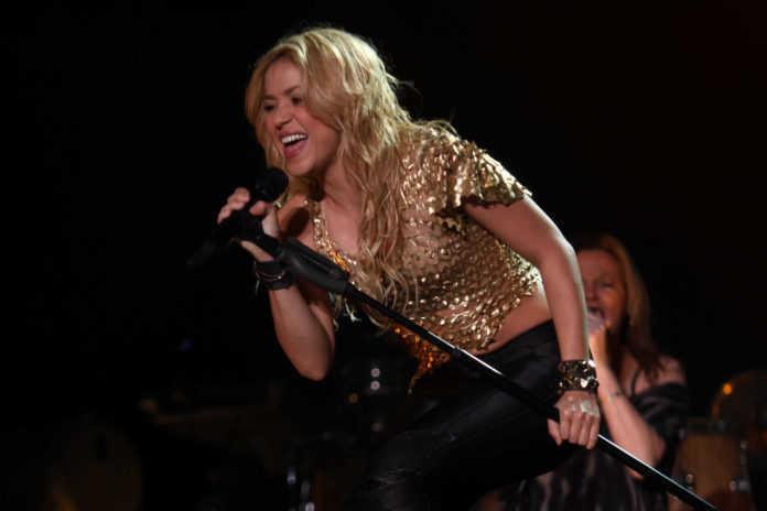 Shakira Foro Sol 2011
