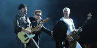 U2 grabó el videoclip de su nuevo sencillo en la Ciudad de México.