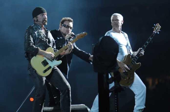 Boletos para U2 en el Azteca