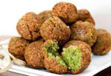 En las calles del Medio Oriente siempre encontrarás un buen falafel