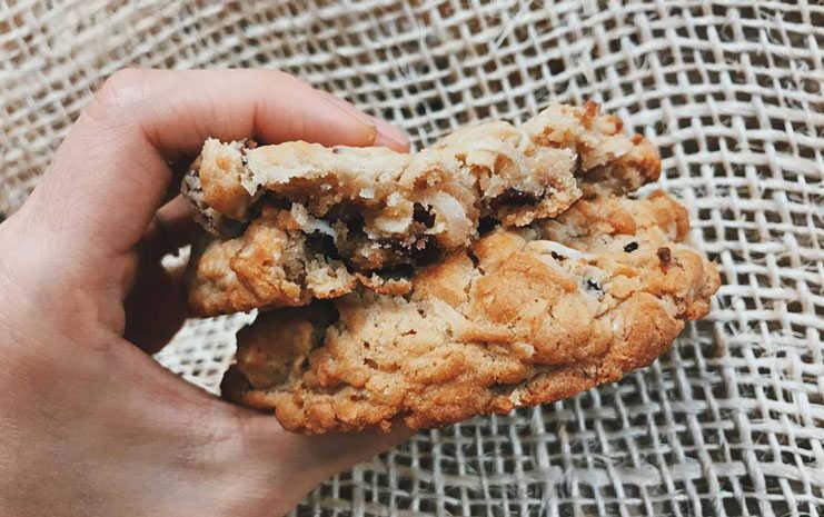 Galletas de la panadería Amapola