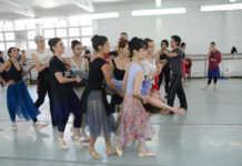 Manon compañía nacional de danza