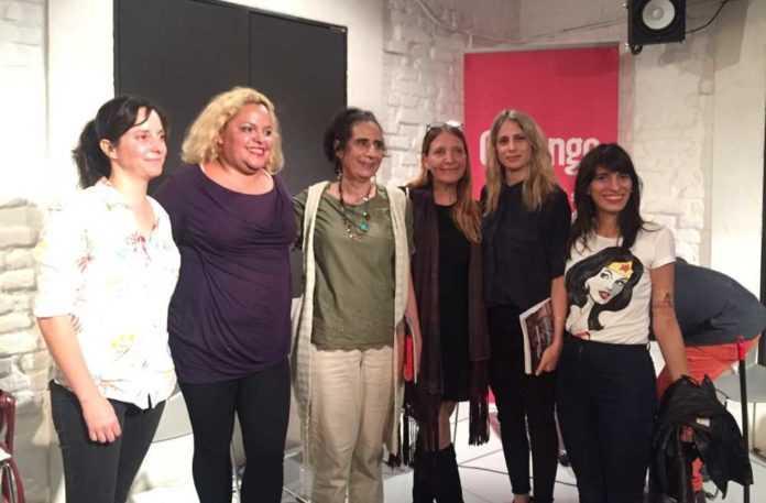 mesa redonda sobre feminicidio