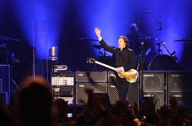 Paul McCartney regresa a México luego de cinco años