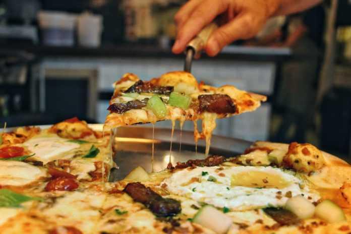 Porque la pizza es amor