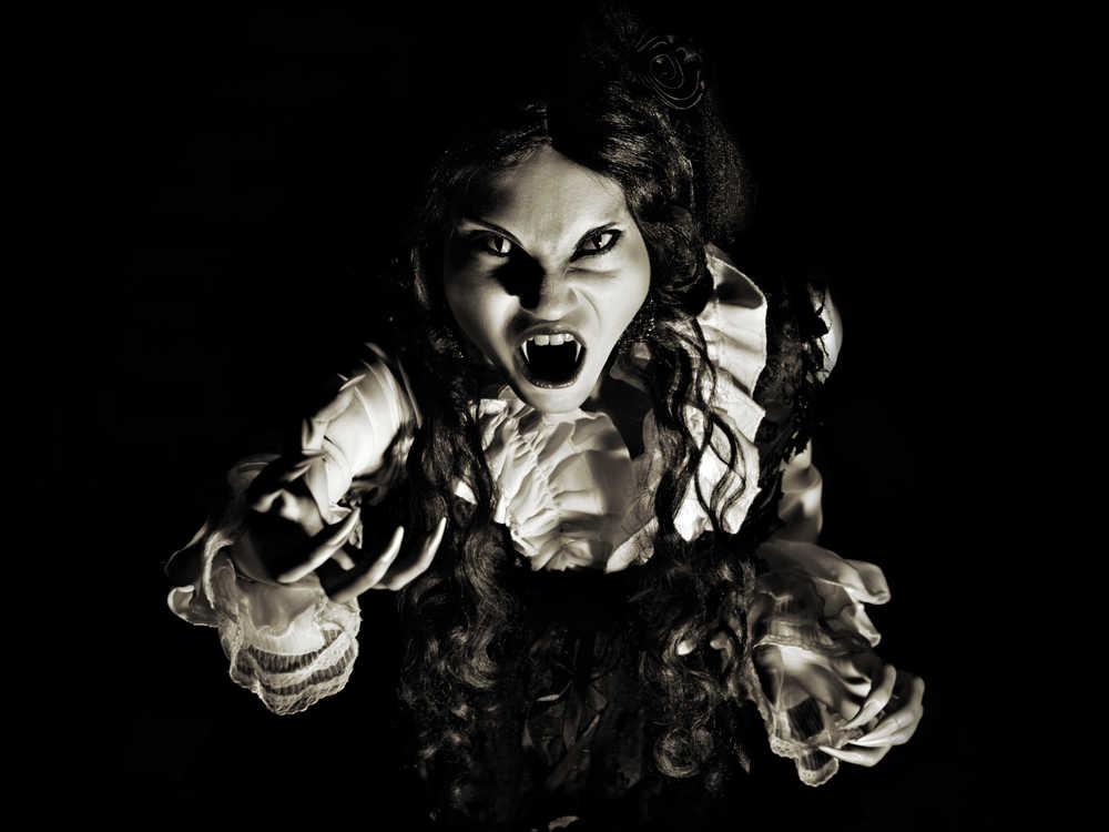 noche de vampiros en la unam