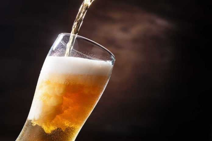 cerveza y el mezcal