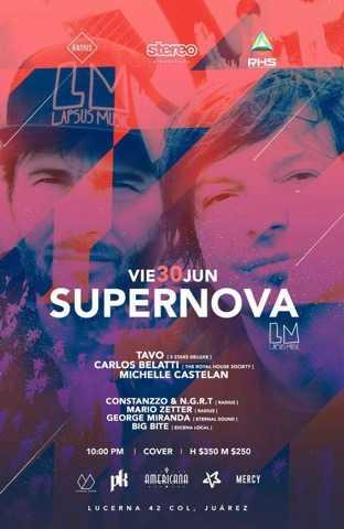 supernova americana