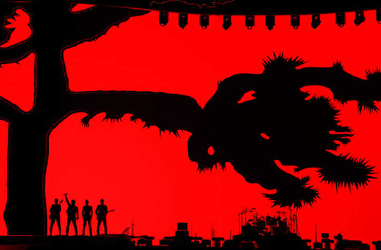 U2 abre segunda fecha en el Foro Sol