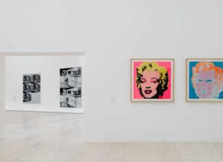 cuadro de Andy Warhol