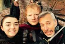 Ed Sheeran fue la sorpresa de la penúltima temporada de Game of Thrones
