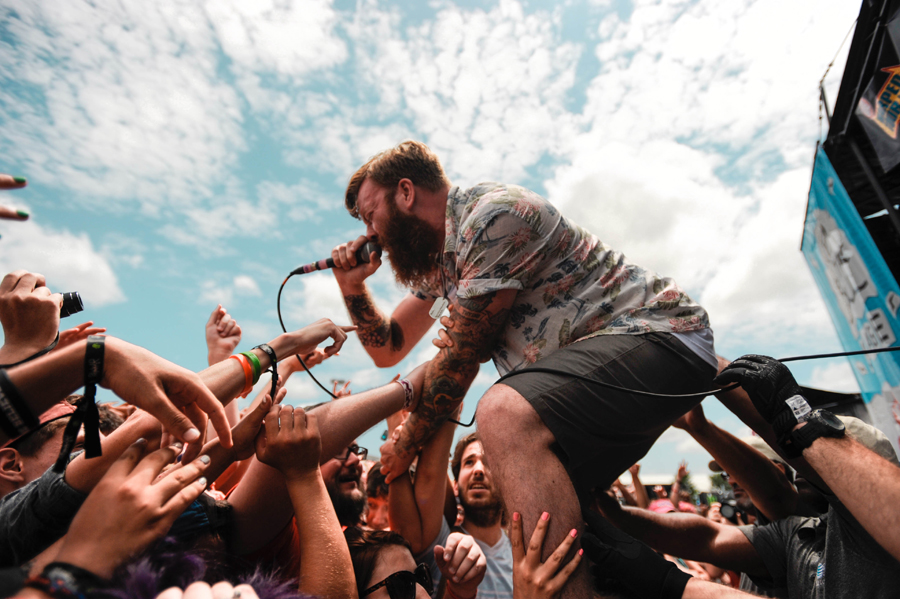 Four Year Strong: slam y nostalgia desde Massachusetts