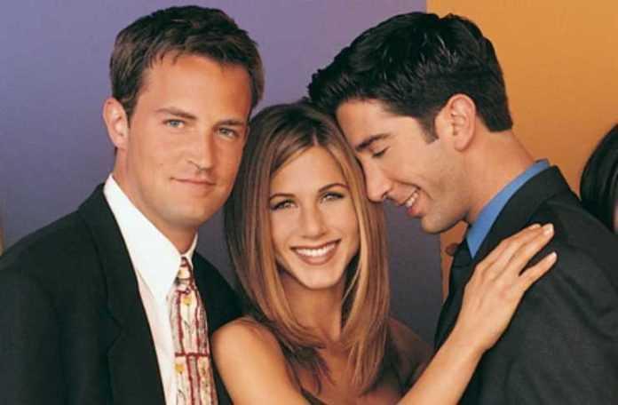 Jennifer Aniston y Reese Witherspoon actuaron juntas en un programa de Friends, ahora regresan con esta nueva serie