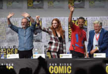 Game of Thrones elenco Comic Con 2017