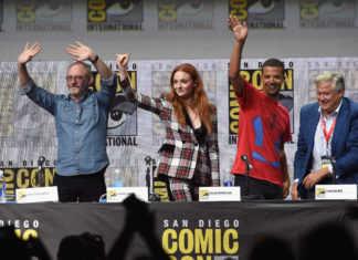 Game of Thrones elenco Comic Con 2017