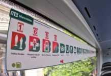 estaciones del metrobús