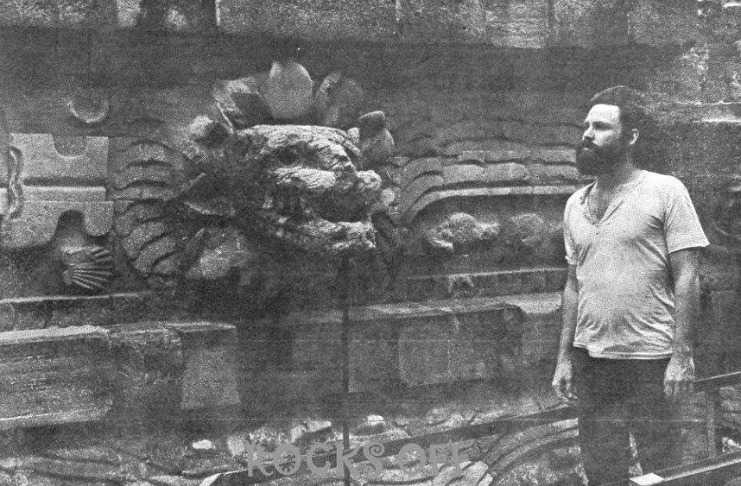 Jim Morrison en la CDMX
