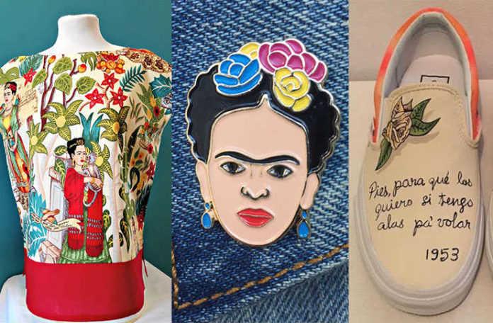 Objetos de Deseo Frida Kahlo
