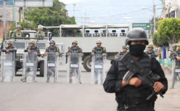 En el operativo murieron ocho personas y hubo 19 detenidos