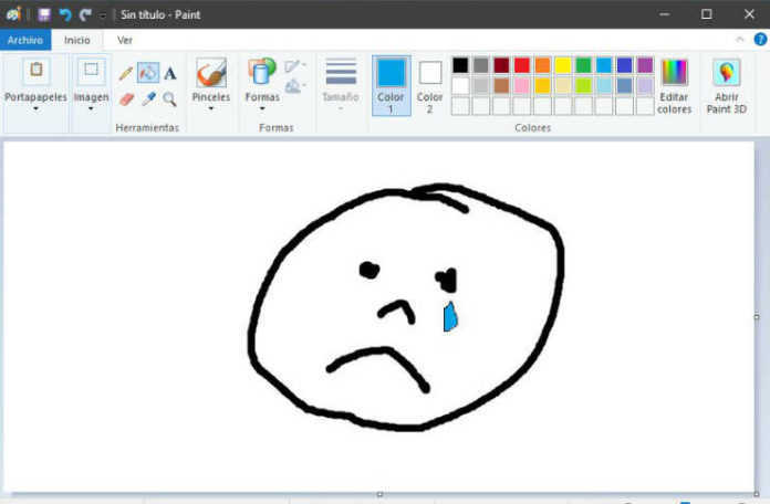 Paint será considerado obsoleto a partir de la actualización Windows 10.