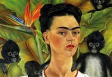 la supuesta voz de Frida Kahlo