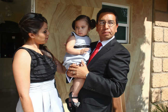 Indalecio Ríos, presidente municipal de Ecatepec